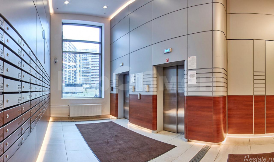 Продажа 1-комн квартиры на вторичном рынке Ходынский бульвар, 2