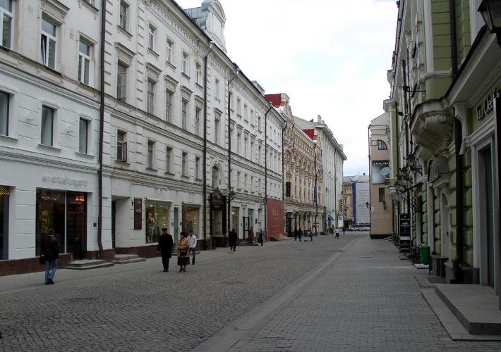 Правительство Подмосковья выставляет на торги доходный дом 1903 года постройки в Столешниковом переулке в Москве