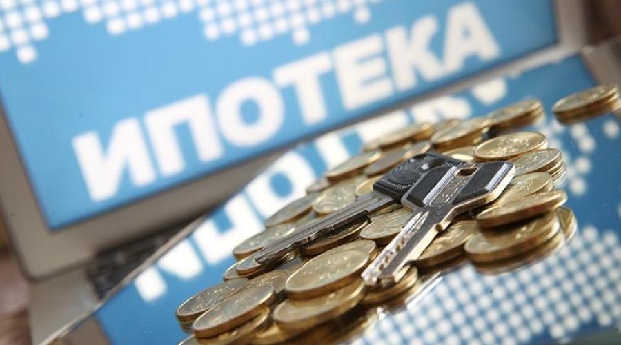 За первый квартал текущего года в России выдали на 6% больше ипотеки