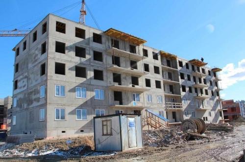 ЖК Новые кварталы Петергофа от компании Теорема