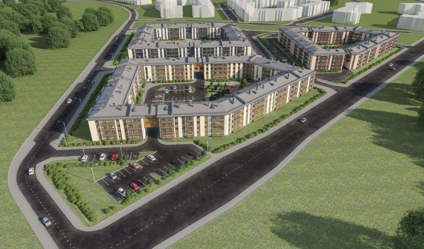 ИСК «Вита» получила разрешение на строительство квартала «ЭкспоГрад III»