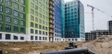 Спрос на первичном рынке недвижимости в Ленинградской области упал на 47%