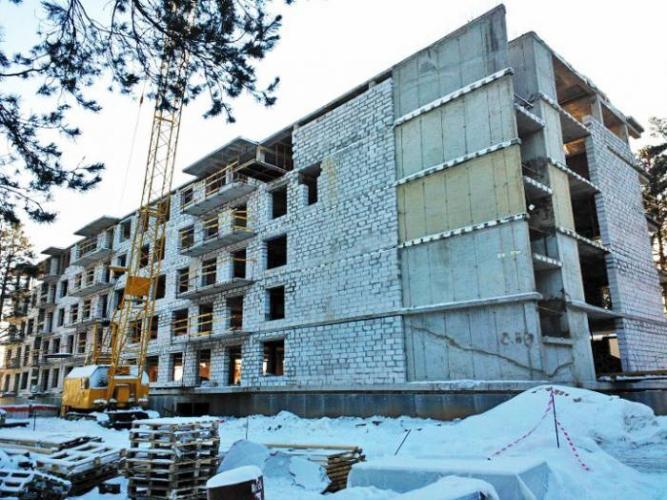 После банкротства застройщика апарт-комплекса покупатели не получат апартаментов