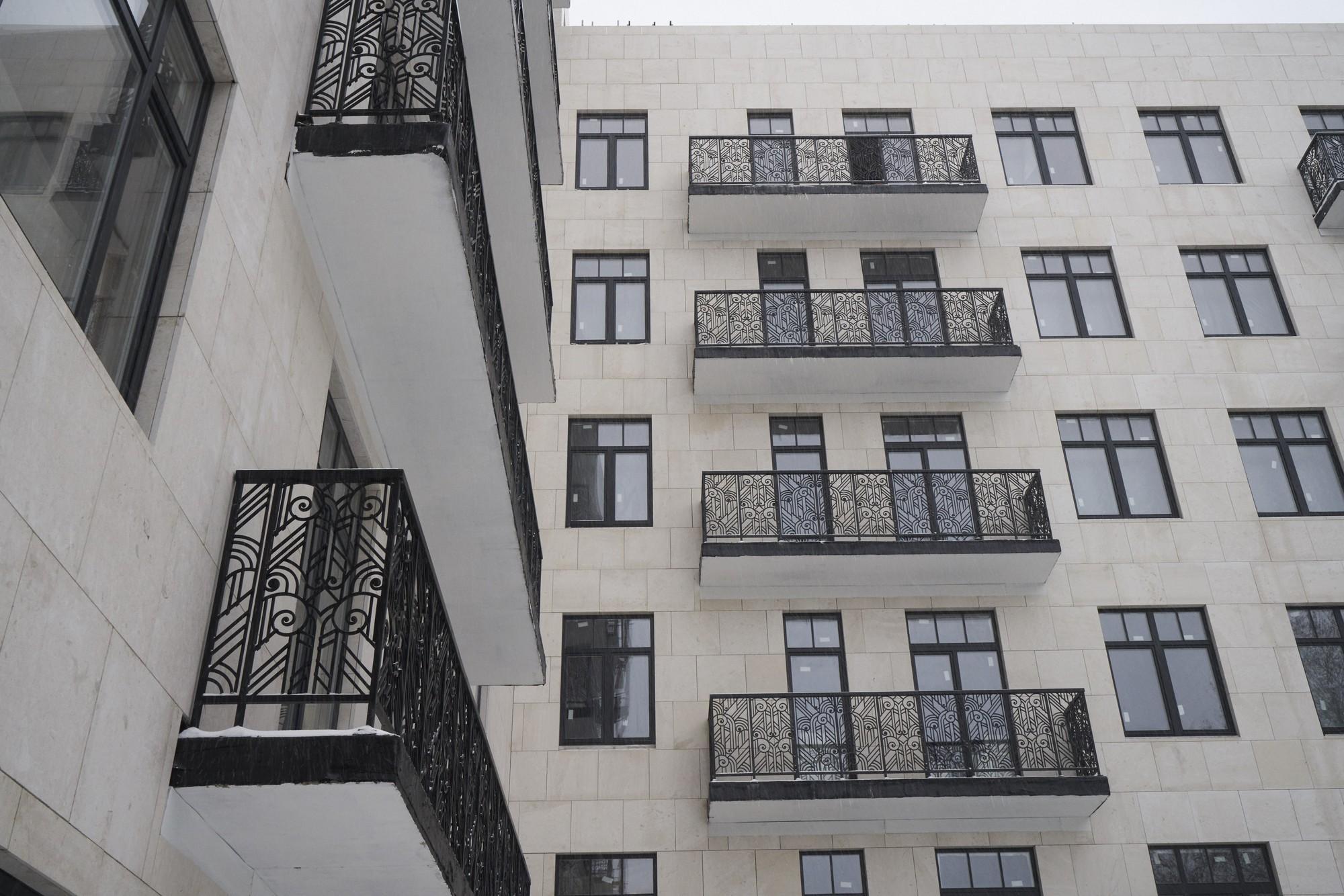 Фото ЖК Резиденция на Покровском бульваре