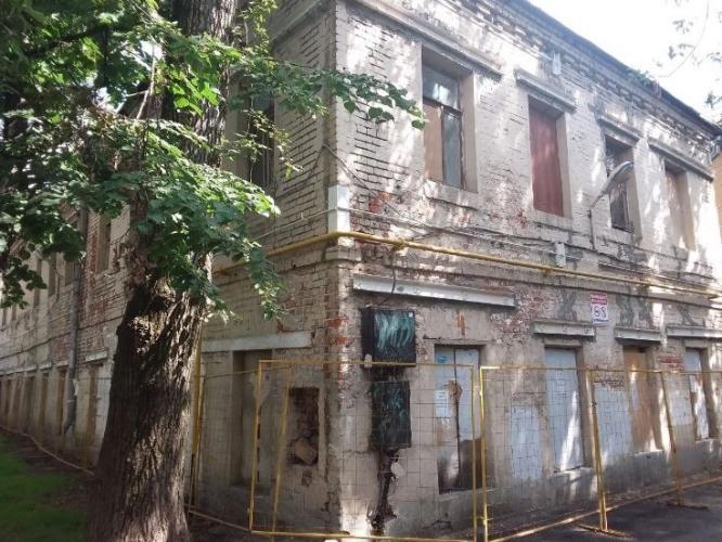 Дореволюционное здание в Басманном районе приспособят под гостиницу