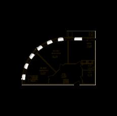 Фото планировки Панорама 360 от ГЛАВСТРОЙ. Жилой комплекс Panorama 360