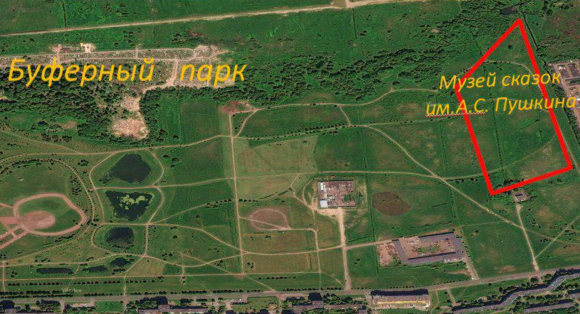 Петербургский Совет по инвестициям одобрил идею компании «Светоч» построить интерактивный парк развлечений «Лукоморье»