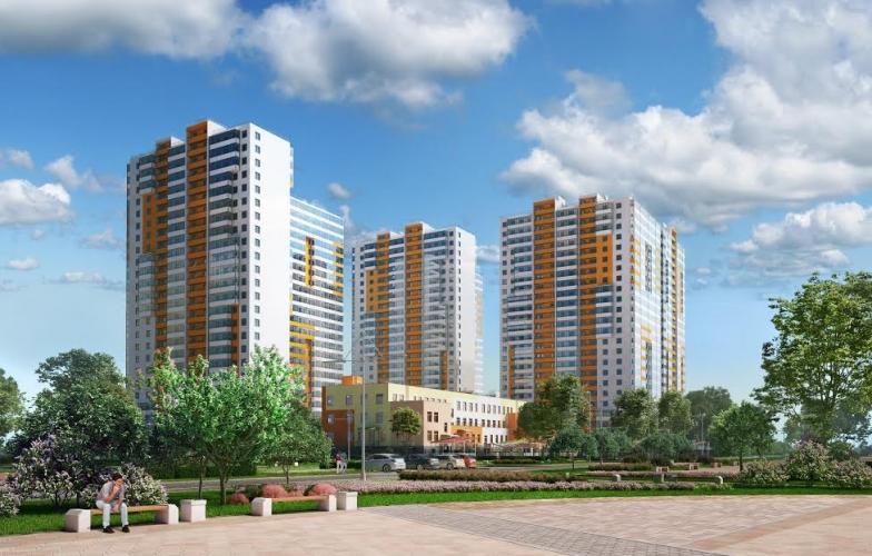 Стартовал первый проект ФСК «Лидер» в Петербурге  – UP-квартал «Комендантский»