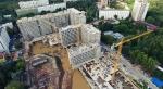 «НДВ»: Работа над долгостроями «Терлецкий парк» и «Мегаполис» продолжается