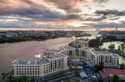 Фото ЖК Royal park от КОРТРОС. Жилой комплекс Роял Парк