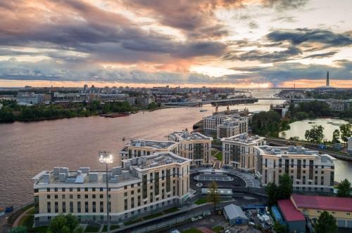 ЖК Royal park от компании КОРТРОС