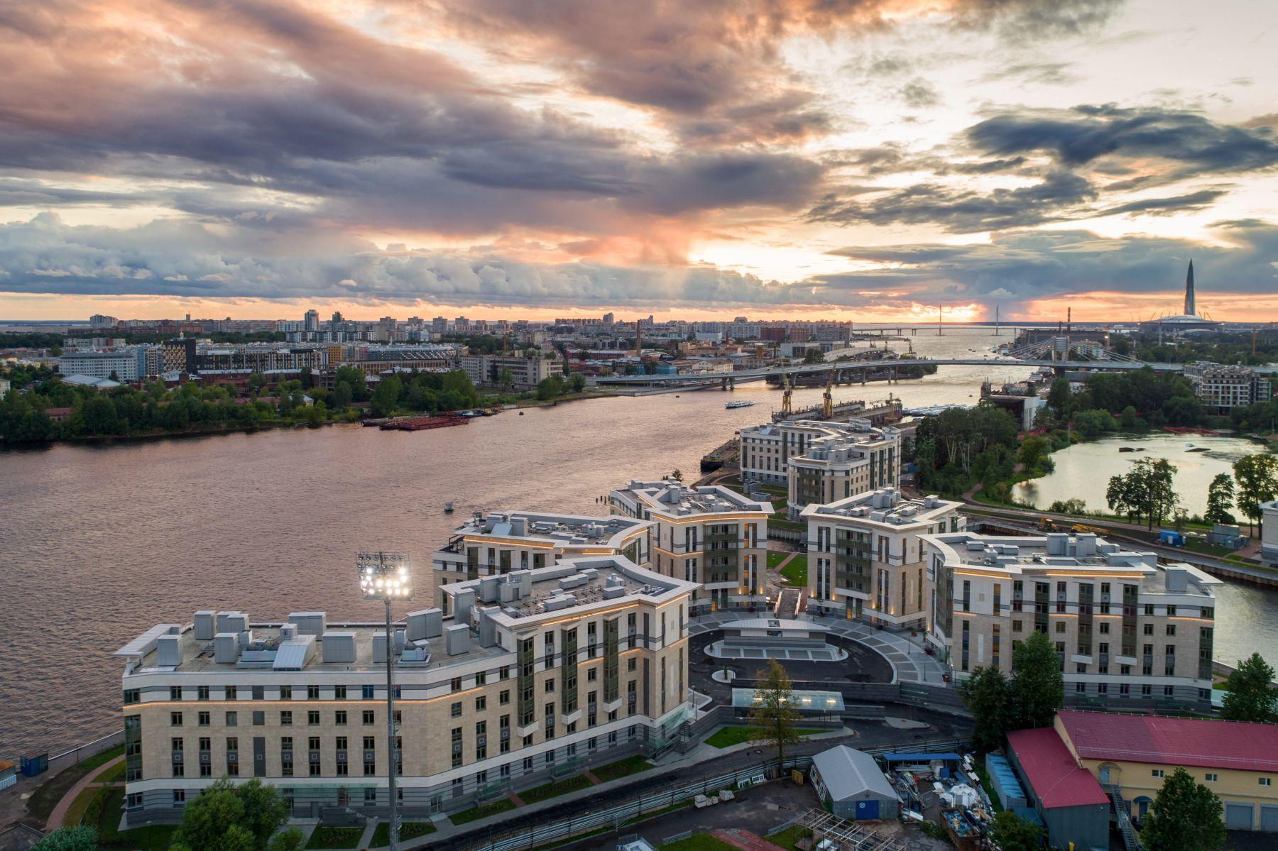 ЖК Роял Парк в Санкт-Петербурге