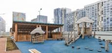 Романтики дождались: на намыве Васильевского острова введен первый детский сад