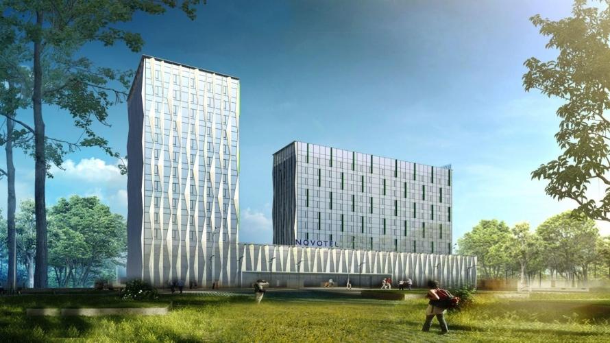 Accor откроет гостиницу в районе Химкинского водохранилища