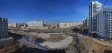 «Башни Беринга» на Васильевском острове не достроят, так и не начав