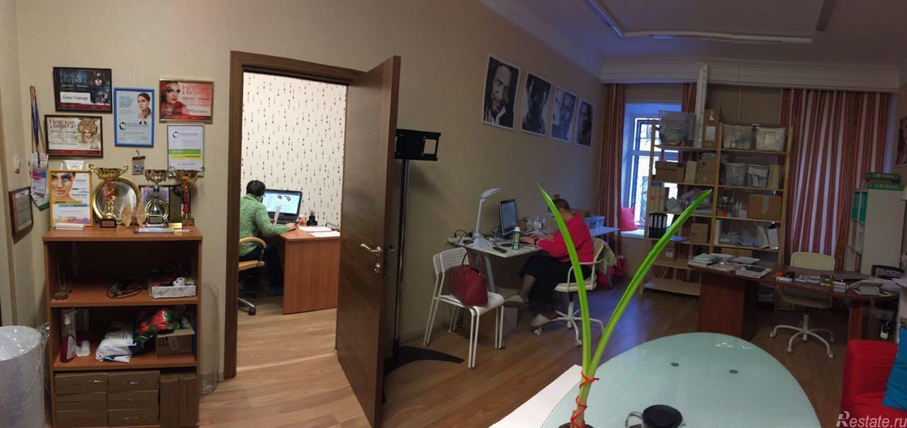Сдать в аренду Офисы Санкт-Петербург,  Центральный,  Владимирская, Рубинштейна ул