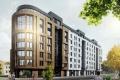 «Балтийская коммерция» представила три проекта семиэтажного дома для участка на Моисеенко, 27