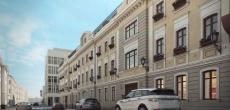 На Остоженке в ближайшие три года может появиться 200 новых квартир