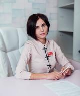 Баженова Евгения Михайловна