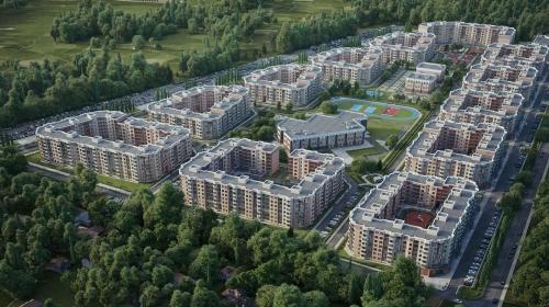 ЖК Мытищи lite от компании НДВ-Супермаркет недвижимости