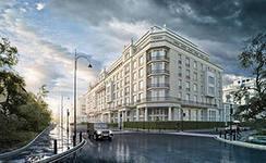 Самая большая квартира столицы  - восьмикомнатный пентхаус