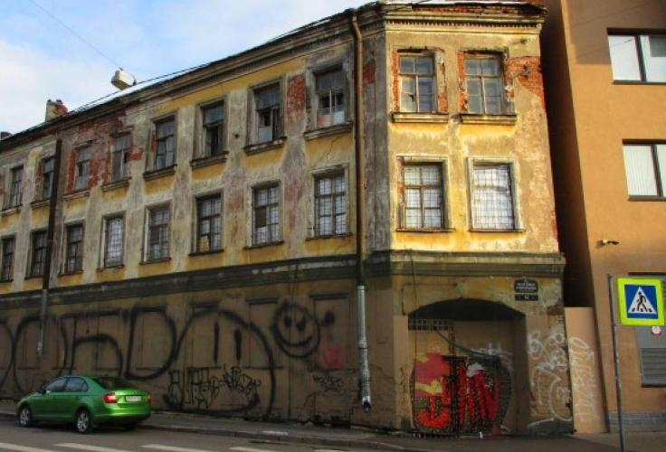 В Петербурге «построят» апарт-отель имени фон Геккера