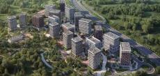 Начато строительство ЖК West Garden в Раменках