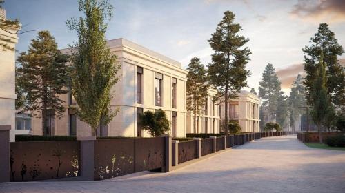 ЖК River Residences от компании Спецспортпроект