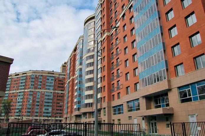 На столичном рынке строящегося жилья в сегменте бизнес-класса растет предложение – в продаже 13,6 тыс. лотов