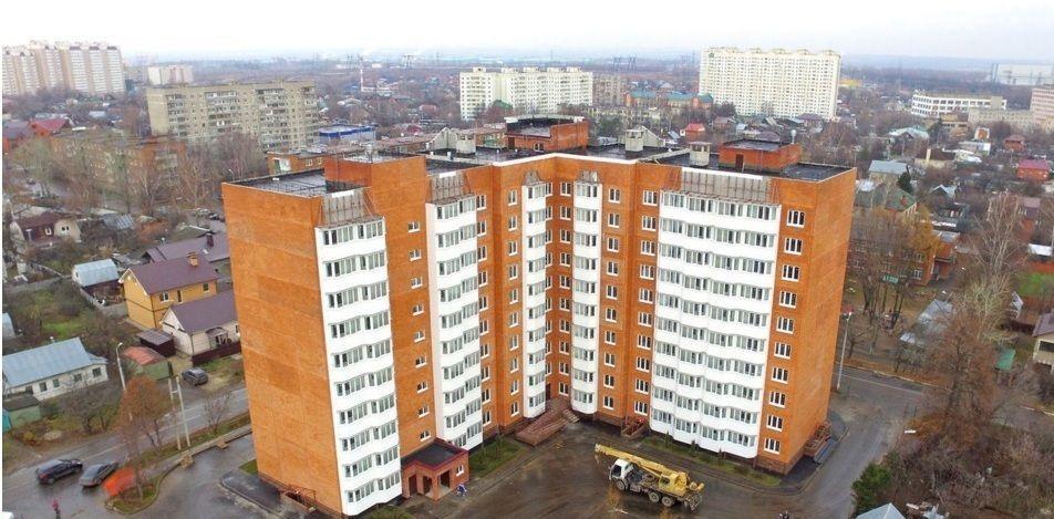 Фото ЖК Домодедово, 3-й Московский проезд