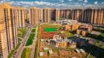 По итогам июня более половины введенного в Петербурге жилья пришлось на Красносельский район