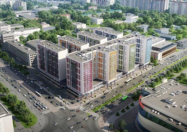 Открылись продажи во второй очереди комплекса апартаментов «VALO» компаний Lemminkainen и «Галс»