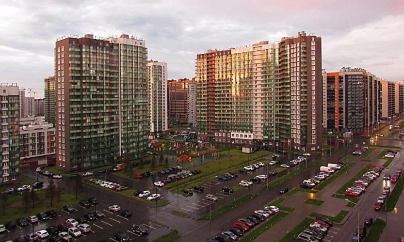 В крупнейшем кластере новостроек под Петербургом построят бизнес-центр