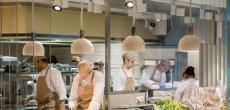 Лахта Центр выбирает русскую кухню братьев Березуцких