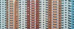 В Четрыех районах Москвы в ходе программы реновации появится в три раза больше жилья чем было
