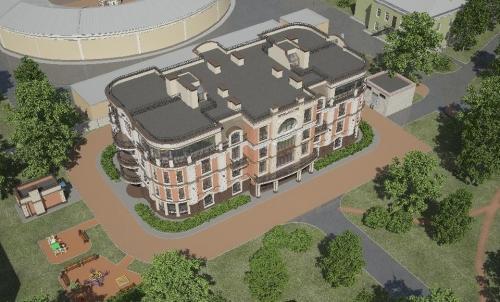 ЖК Bel Palazzo от компании БалтСтройТрест