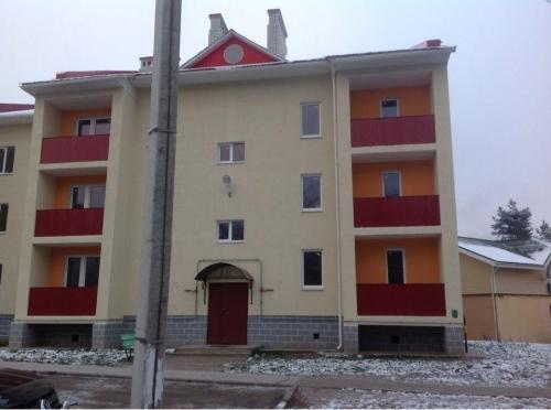 ЖК Дом на улице Центральная от компании ВикингСтройИнвест