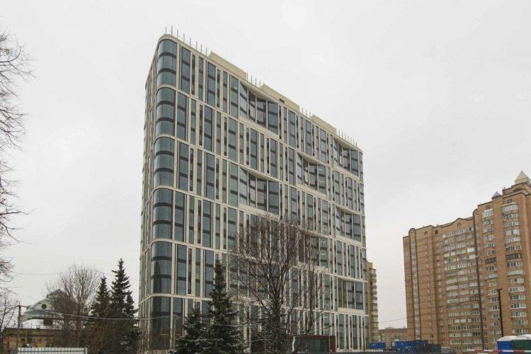 Компания «МэджиКом» завершила апарт-комплекс «Ленинский 38»