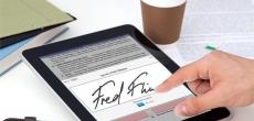 Вступил в силу закон об использовании электронной подписи при сделках с недвижимостью