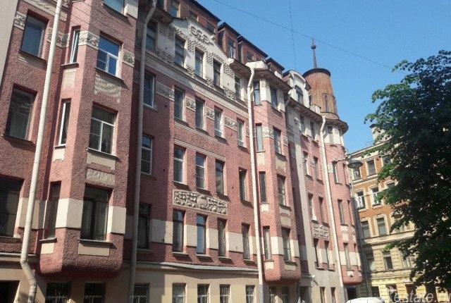 Большая Зеленина улица, 11, Петроградский