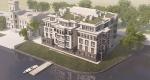 Компания «Ростехсистема» подала заявку, чтобы получить разрешение на строительство клубного дома на Крестовском