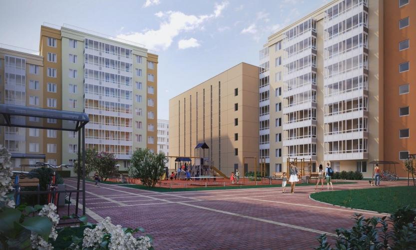 Компания «ЮИТ Санкт-Петербург» открыла продажи в четвертой очереди масштабного ЖК «Новоорловский»