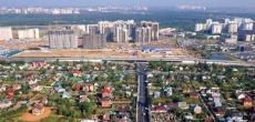 Средняя квартира в новостройках Новой Москвы за год подорожала на 780 тыс.