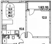 Продать Квартиры вторичка Производственная улица, 10к2