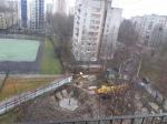 Госстройнадзор Петербурга приостановил строительство жилых домов, которое «Воин-В» ведет в рамках городской программы реновации
