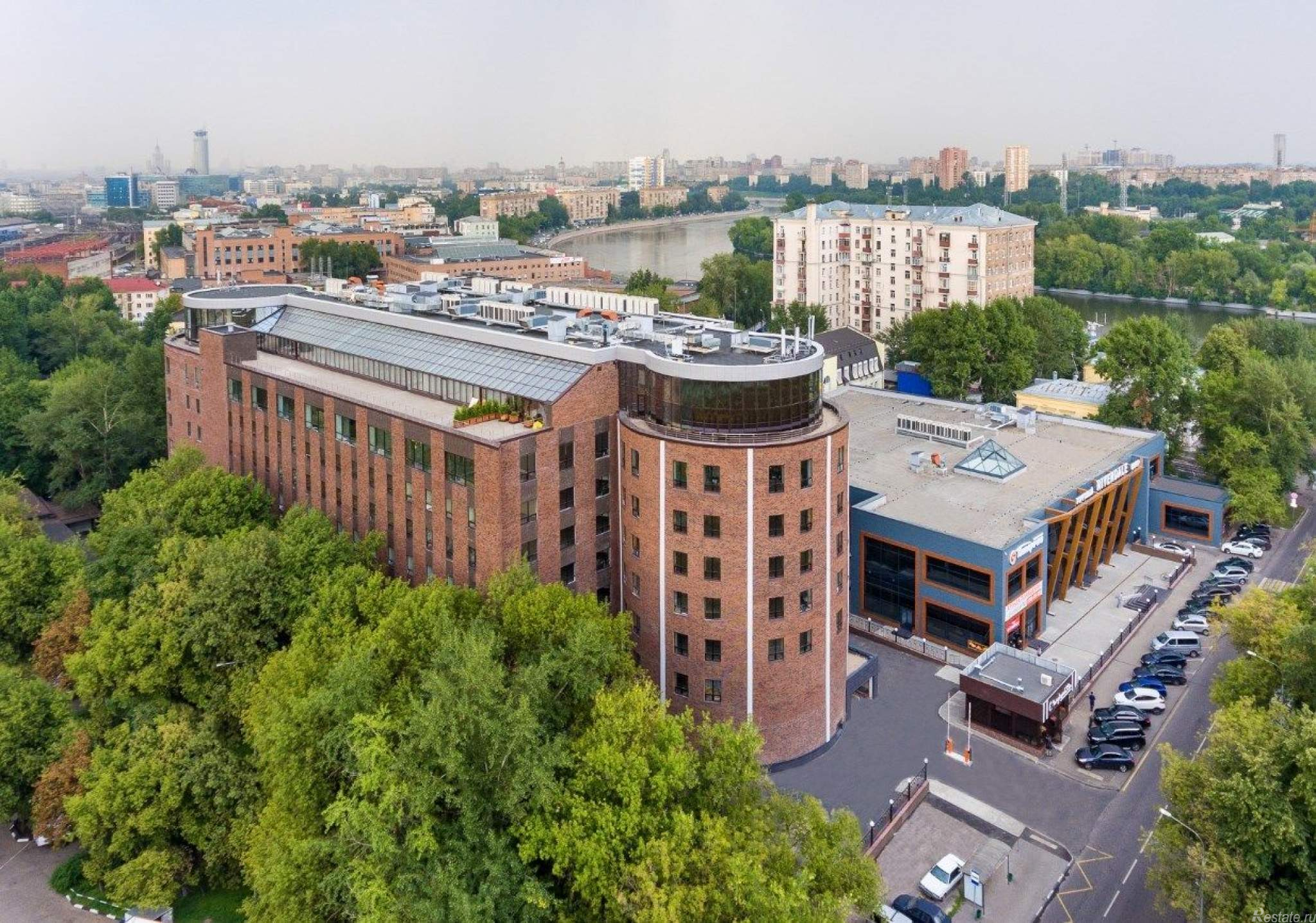 Продать Офисы Москва,  Даниловский,  Автозаводская, Павелецкий 2-й проезд