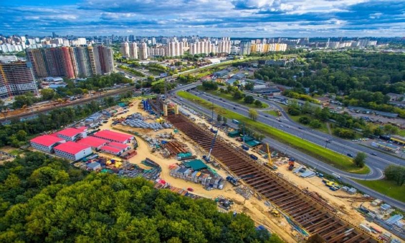 «Донстрой» подтвердил планы по застройке 40 гектар в Мневниковской пойме