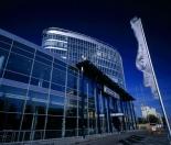 Фото БЦ Мерседес-Бенц Плаза от АСКК. Бизнес центр Mersedes-Bents Plaza