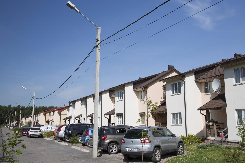 фото дома поселок янино различных