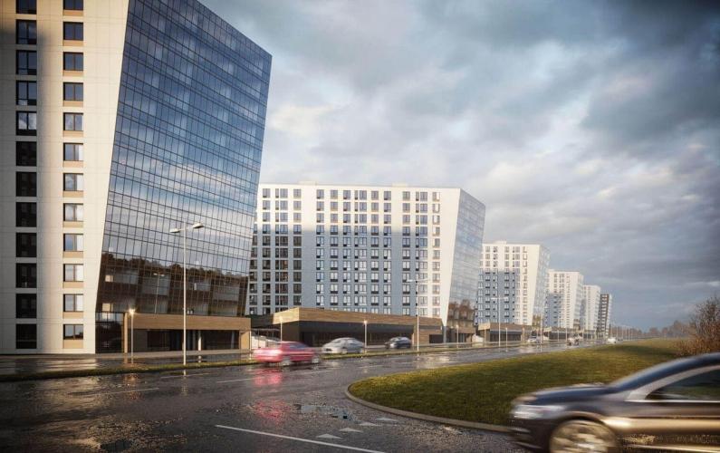 В октябре рынок новостроек Петербурга и Ленобласти пополнился 10,3 тыс. квартир